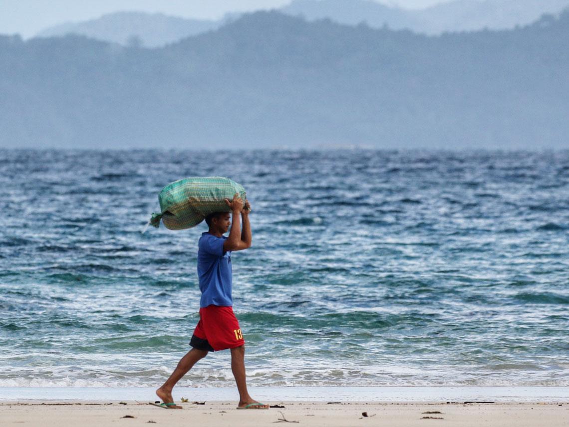 El calentamiento del océano representa una amenaza para la seguridad alimentaria y la supervivencia. Jiang Zhu
