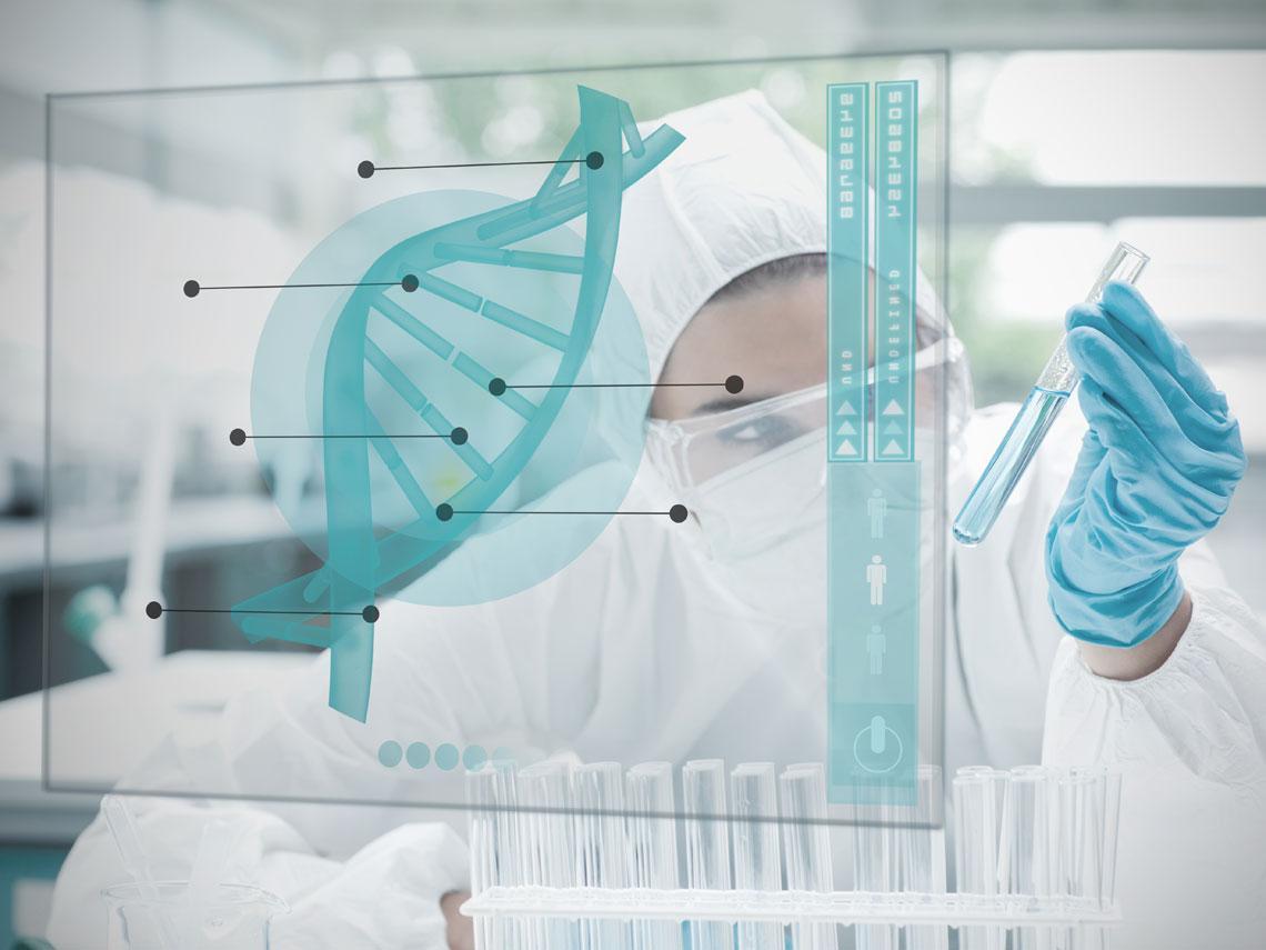 análisis laboratorio