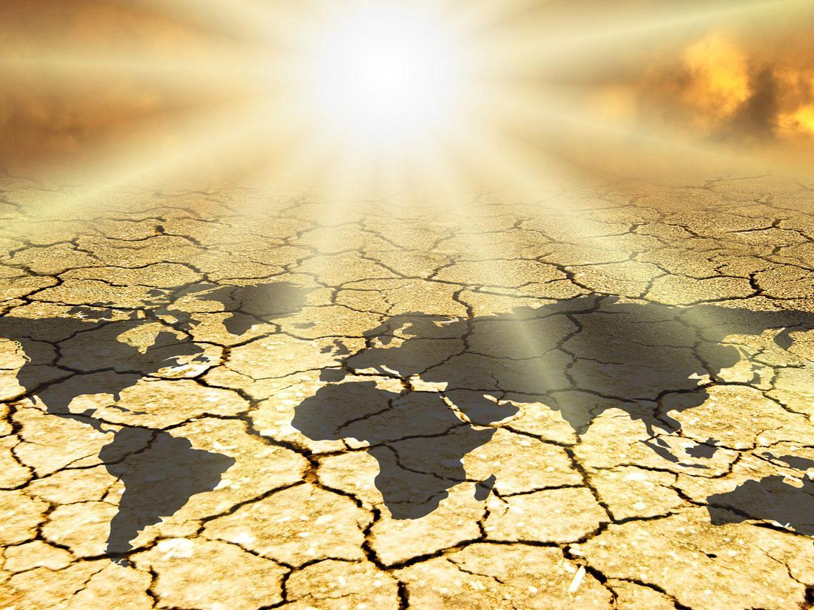 mapa mundo desierto