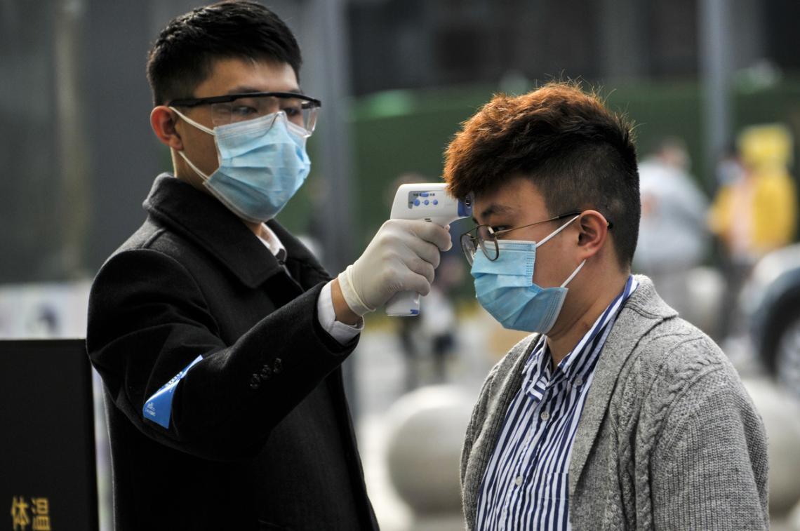fiebre China