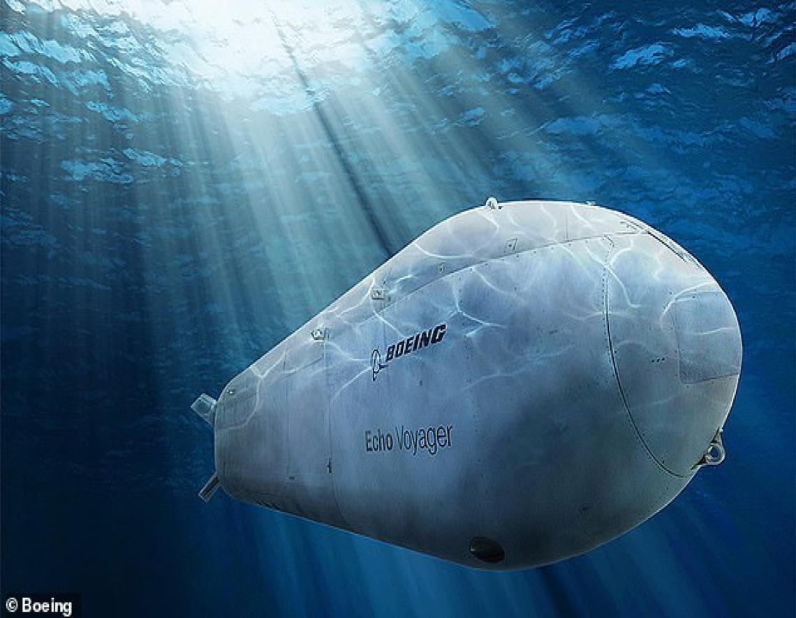 Submarino Echo Voyager