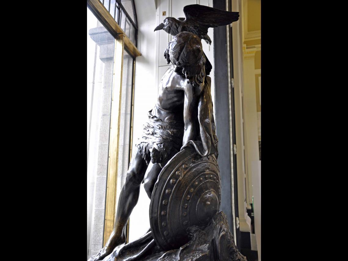 Estatua de Cú Chulainn