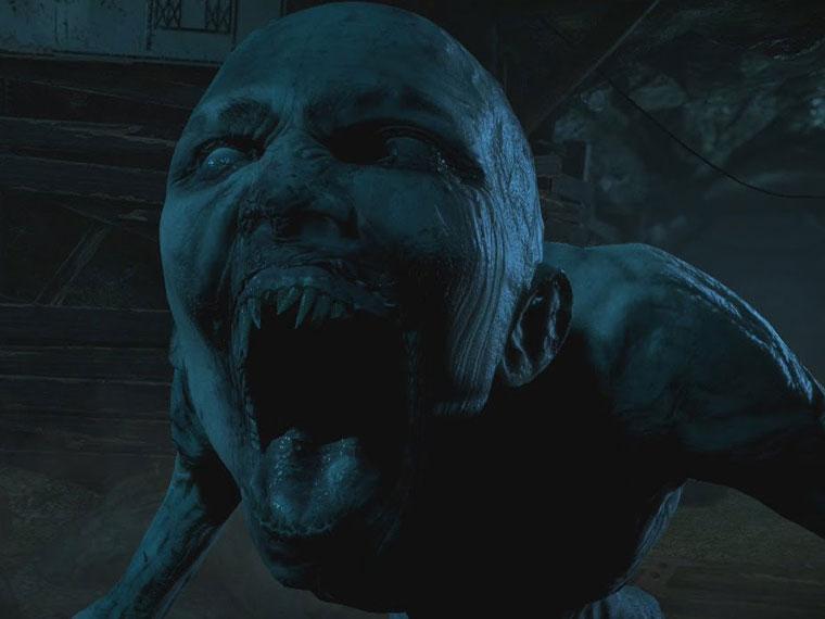 Fotograma del videojuego Until Dawn