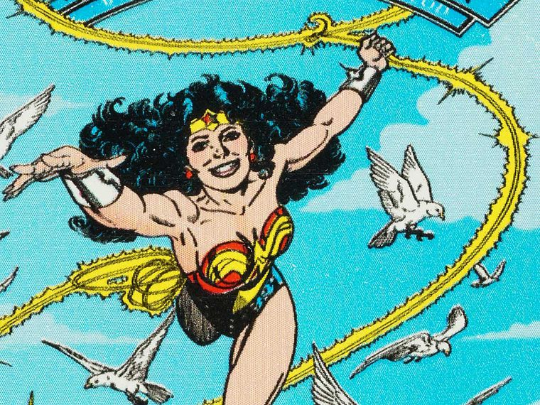 The story of Wonder Woman, the heroine we deserve and still need