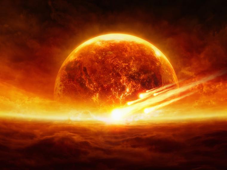 planeta primitivo