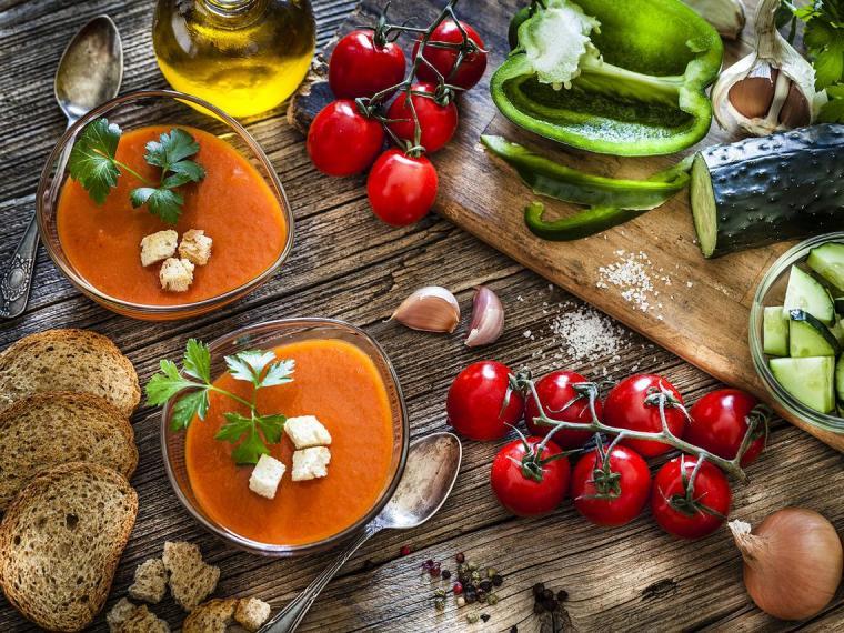 Mediterranean diet is linked to improved gut microbiome in elderly people