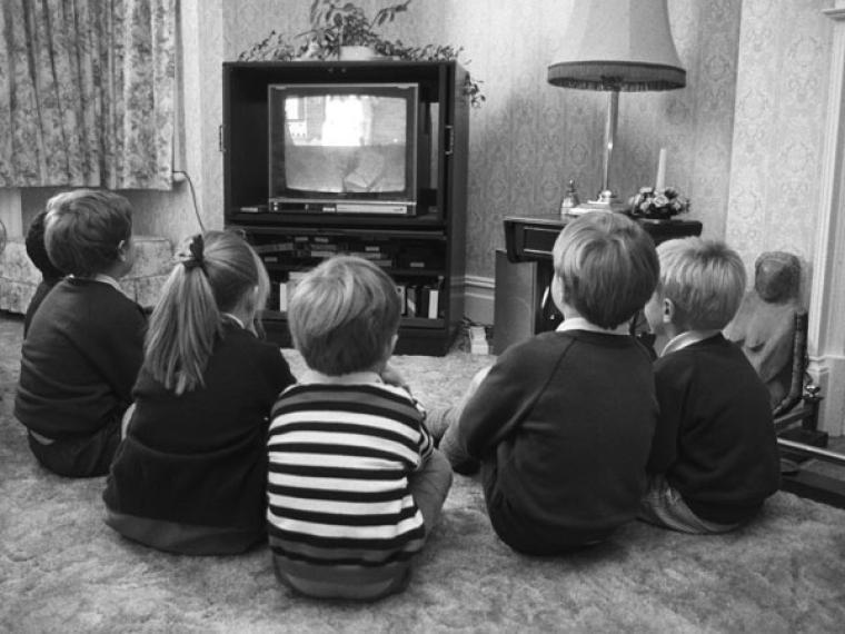 ¿Dónde se transmitió la primera imagen de TV?